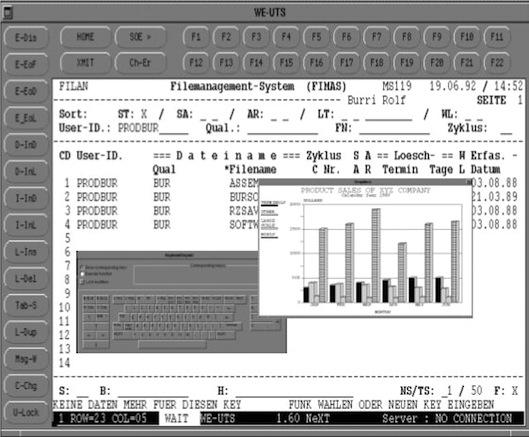 WE-UTS Unisys Terminal Emulation